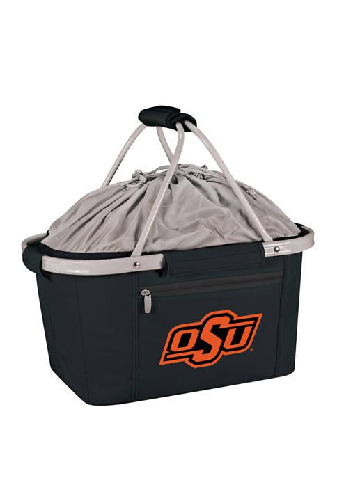 NCAA Oklahoma State Cowboys Metro Basket Collapsible Cooler Tote
