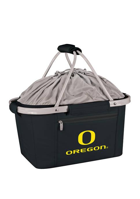 Picnic Time NCAA Oregon Ducks Metro Basket Collapsible