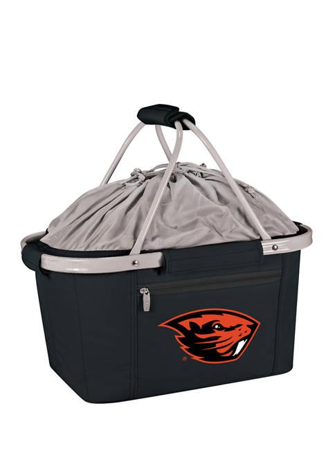 NCAA Oregon State Beavers Metro Basket Collapsible Cooler Tote