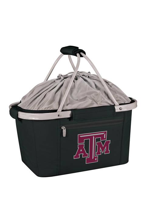 NCAA Texas A&M Aggies Metro Basket Collapsible Cooler Tote
