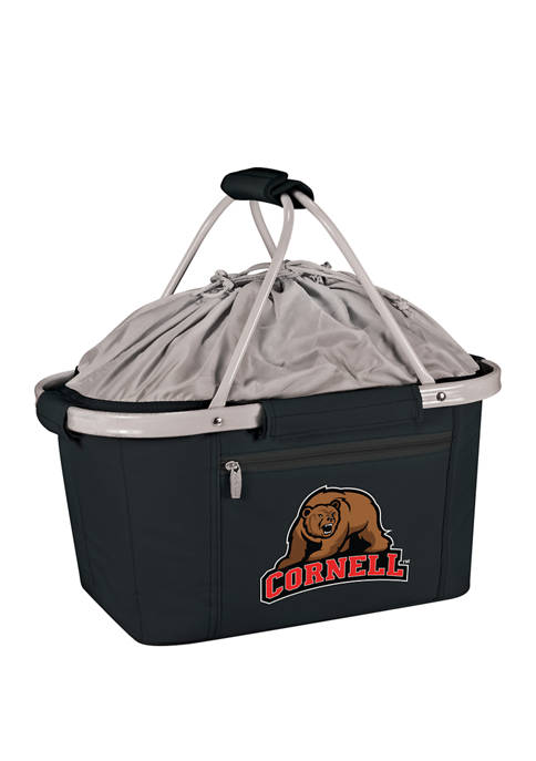 Picnic Time NCAA Cornell Big Red Metro Basket