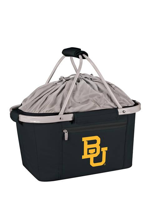 NCAA Baylor Bears Metro Basket Collapsible Cooler Tote