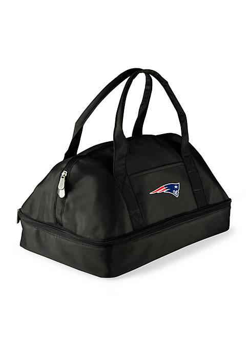 Picnic Time New England Patriots Potluck Casserole Tote