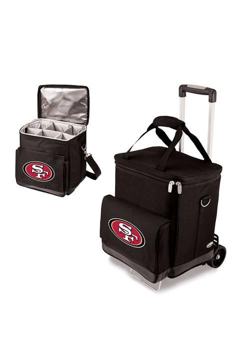 Heritage NFL San Francisco 49ers Cellar 6-Bottle Wine