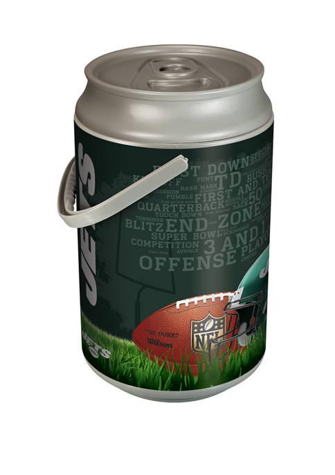 NFL New York Jets Mega Can Cooler