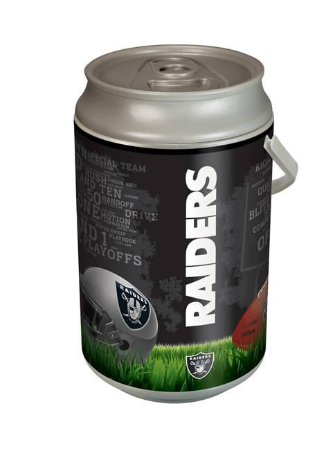 NFL Oakland Raiders Mega Can Cooler