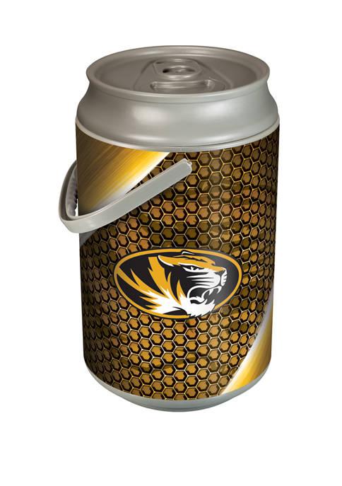 NCAA Mizzou Tigers Mega Can Cooler
