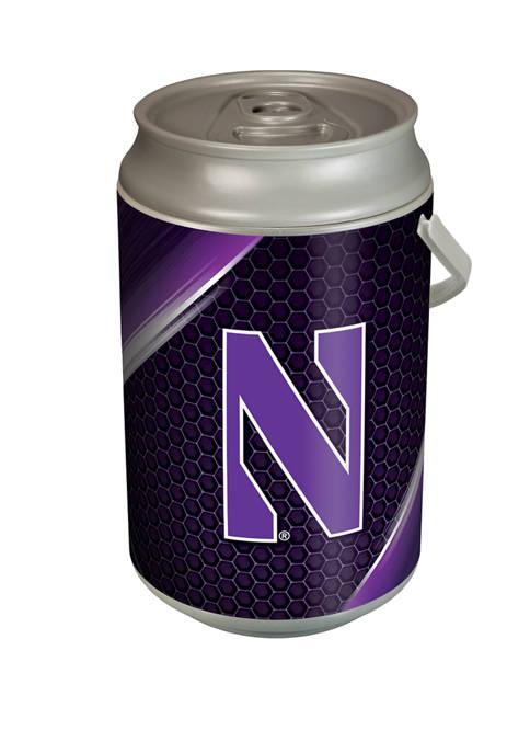 NCAA Northwestern Wildcats Mega Can Cooler