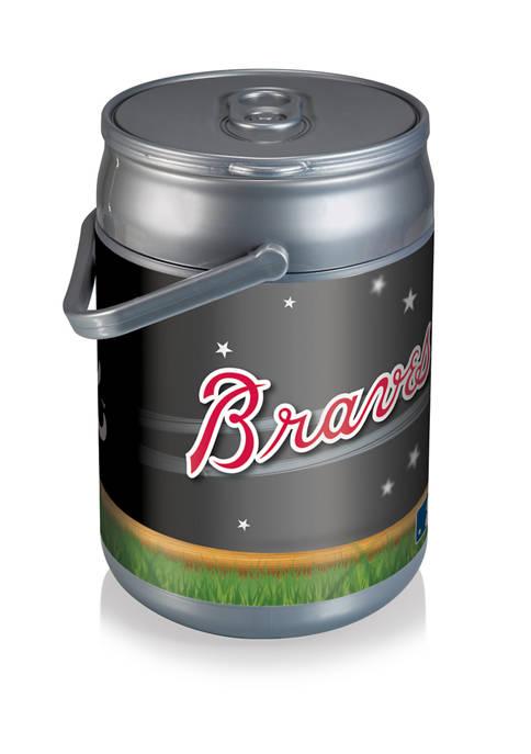 MLB Atlanta Braves 9 Quart Can Cooler