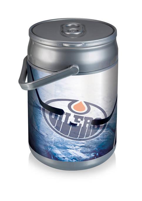 NHL Edmonton Oilers Can Cooler