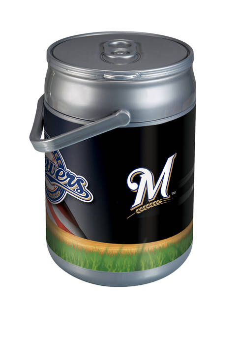 MLB Milwaukee Brewers 9 Quart Can Cooler