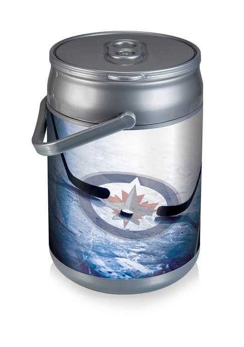 NHL Winnipeg Jets Can Cooler
