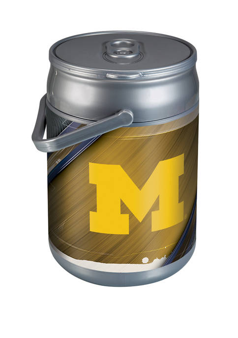 NCAA Michigan Wolverines Can Cooler