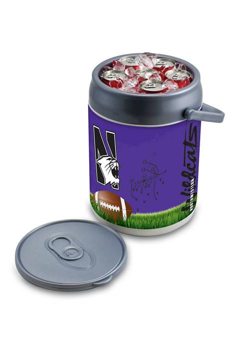 NCAA Northwestern Wildcats Can Cooler