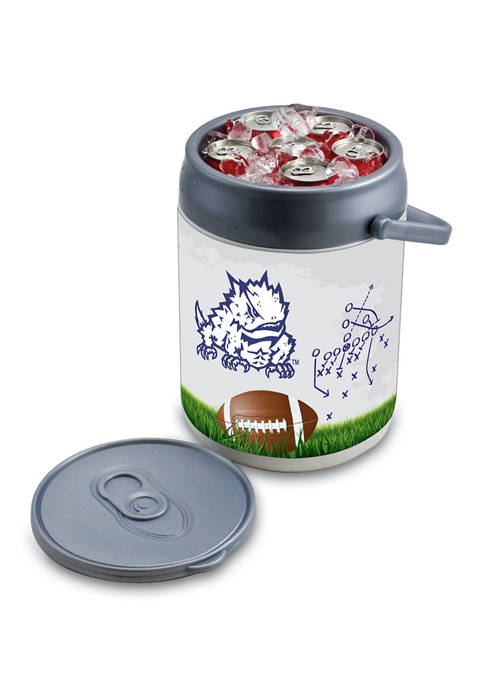NCAA TCU Horned Frogs Can Cooler