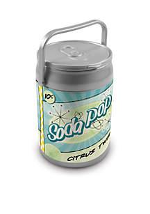 Vintage Soda 10-Can Cooler