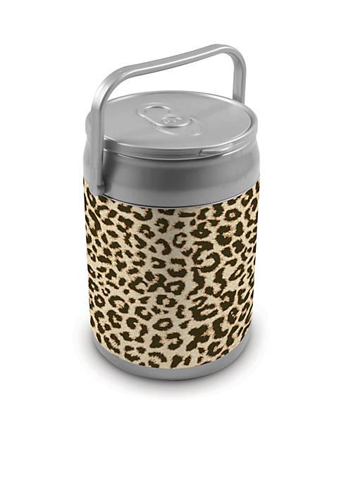 Cheetah Print 10-Can Cooler