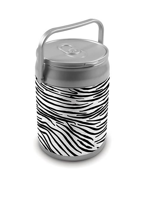 Zebra Print 10-Can Cooler - Online Only