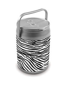 Zebra Print 10-Can Cooler - Online Only