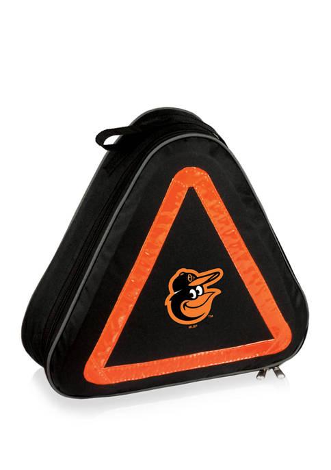 MLB Baltimore Orioles Roadside Emergency Car Kit