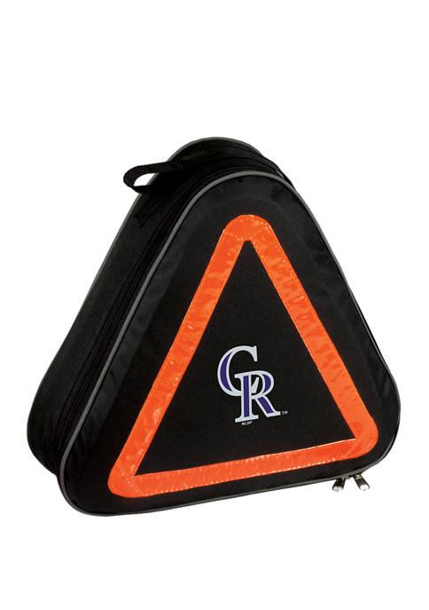 MLB Colorado Rockies Roadside Emergency Car Kit