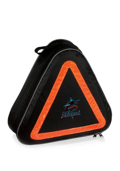 MLB Miami Marlins Roadside Emergency Car Kit