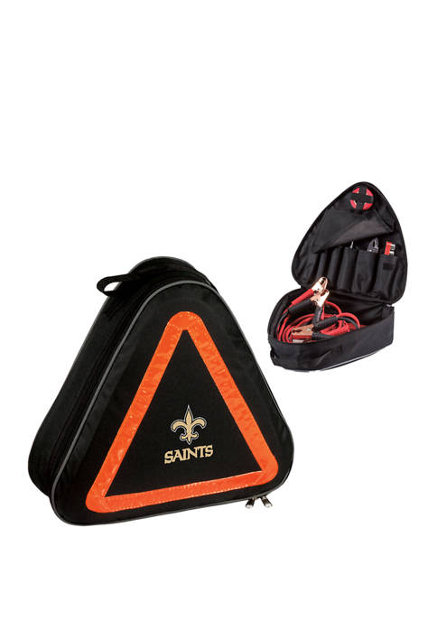 NFL New Orleans Saints Roadside Emergency Car Kit