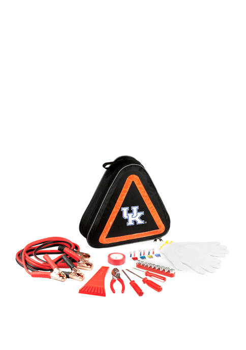 ONIVA NCAA Kentucky Wildcats Roadside Emergency Car Kit