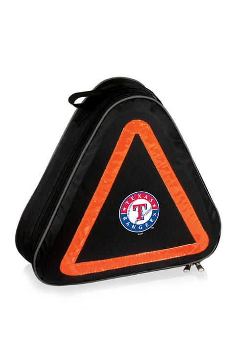 MLB Texas Rangers Roadside Emergency Car Kit