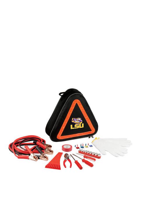 NCAA LSU Tigers Roadside Emergency Car Kit