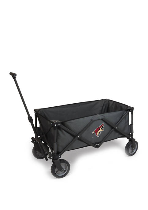 ONIVA NHL Arizona Coyotes Adventure Wagon Portable Utility