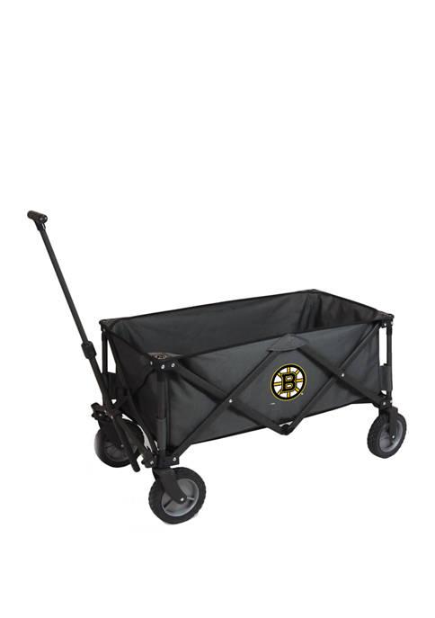 NHL Boston Bruins Adventure Wagon Portable Utility Wagon