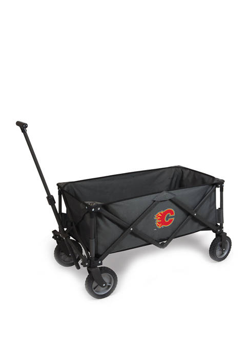 ONIVA NHL Calgary Flames Adventure Wagon Portable Utility