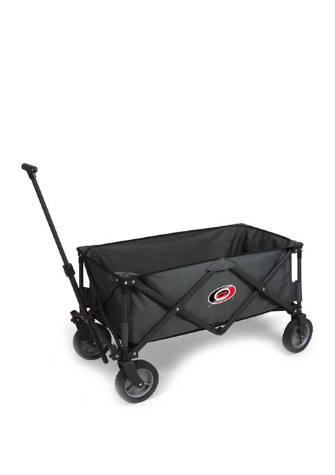 ONIVA NHL Carolina Hurricanes Adventure Wagon Portable Utility