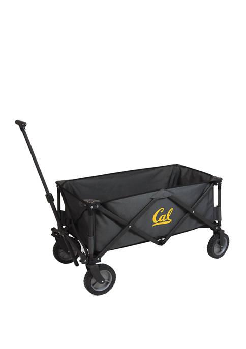 NCAA Cal Bears Adventure Wagon Portable Utility Wagon