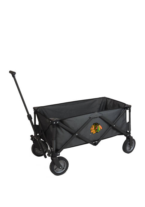 ONIVA NHL Chicago Blackhawks Adventure Wagon Portable Utility