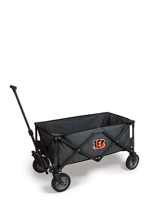 Picnic Time Cincinnati Bengals Adventure Wagon