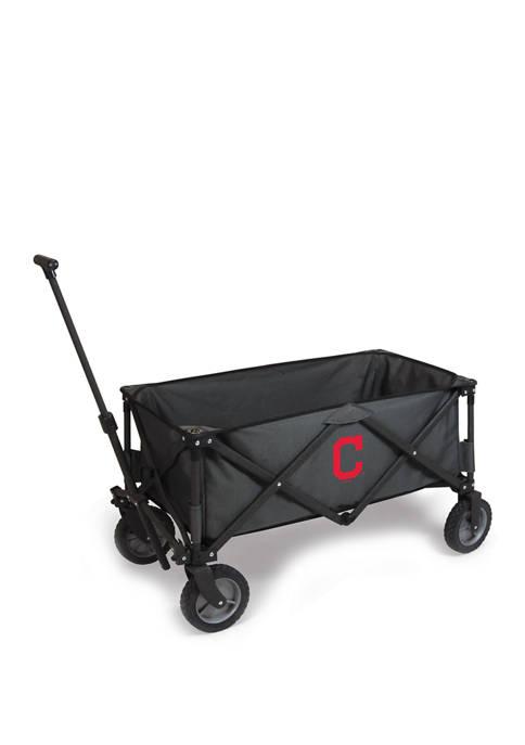 MLB Cleveland Indians Adventure Wagon Portable Utility Wagon
