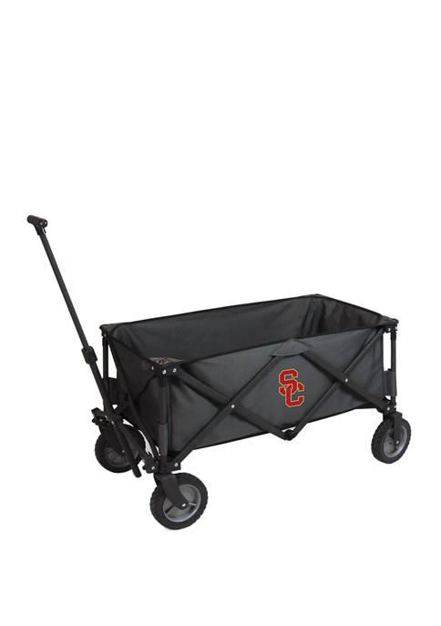 NCAA USC Trojans Adventure Wagon Portable Utility Wagon