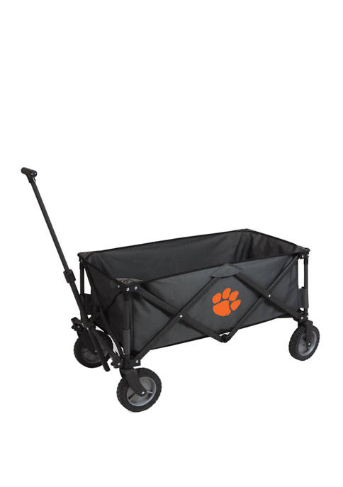 ONIVA NCAA Clemson Tigers Adventure Wagon Portable Utility