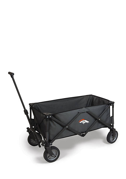 Picnic Time Adventure Wagon Denver Broncos