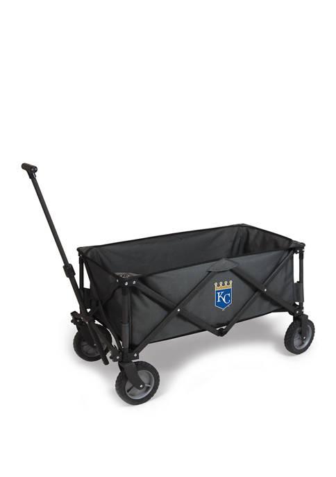 MLB Kansas City Royals Adventure Wagon Portable Utility Wagon