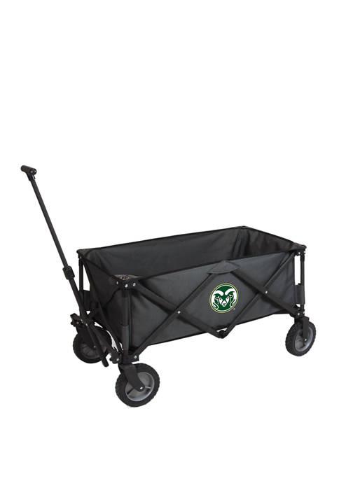 NCAA Colorado State Rams Adventure Wagon Portable Utility Wagon
