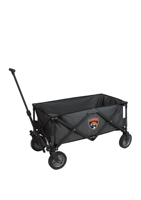 NHL Florida Panthers Adventure Wagon Portable Utility Wagon