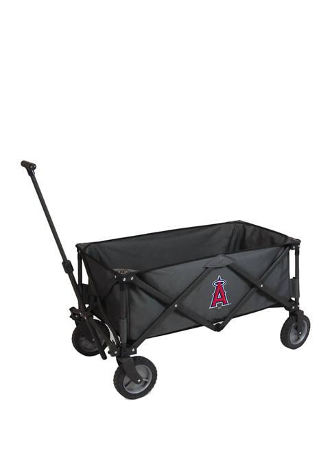 MLB Los Angeles Angels Adventure Wagon Portable Utility Wagon