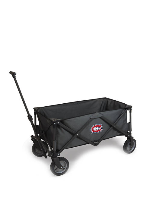 NHL Montreal Canadiens Adventure Wagon Portable Utility Wagon