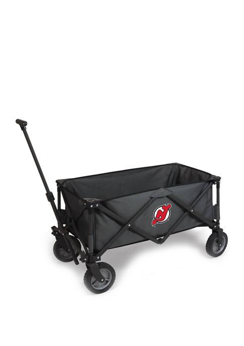 NHL New Jersey Devils Adventure Wagon Portable Utility Wagon