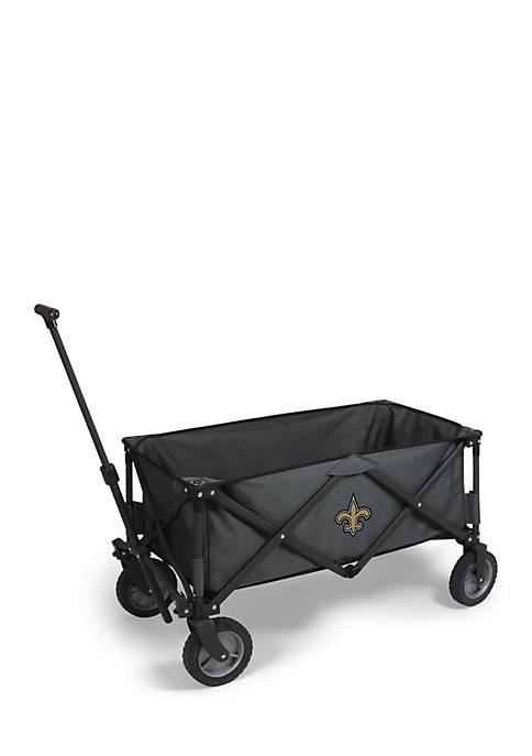 Adventure Wagon New Orleans Saints