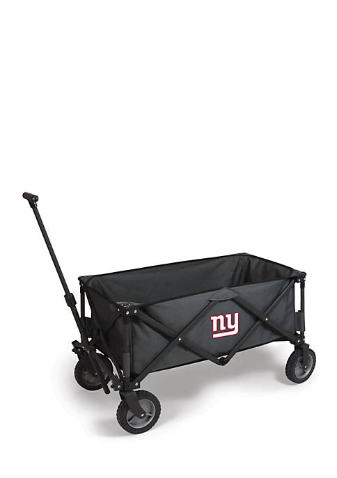 Picnic Time Adventure Wagon New York Giants
