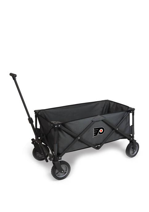 NHL Philadelphia Flyers Adventure Wagon Portable Utility Wagon